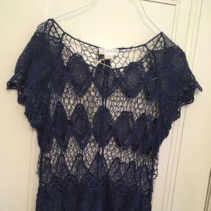 Kenar Lace Top Size 2X